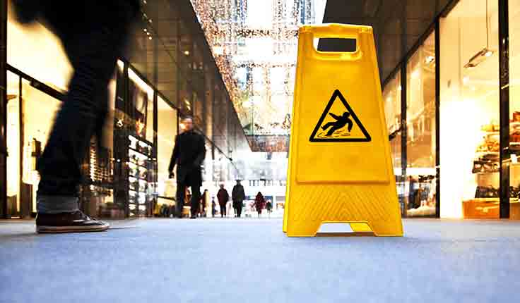Slip and Fall Lawyer Fort Lauderdale Miami