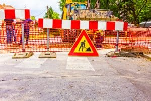 Next Steps after a Car Crash in a Construction Zone