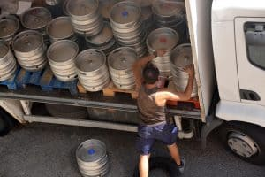Beer Spill on Florida's Interstate 10 is No Happy Hour