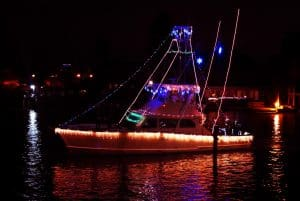 Safety During the Holiday Boat Parades